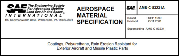 Aerospace Material Specifications