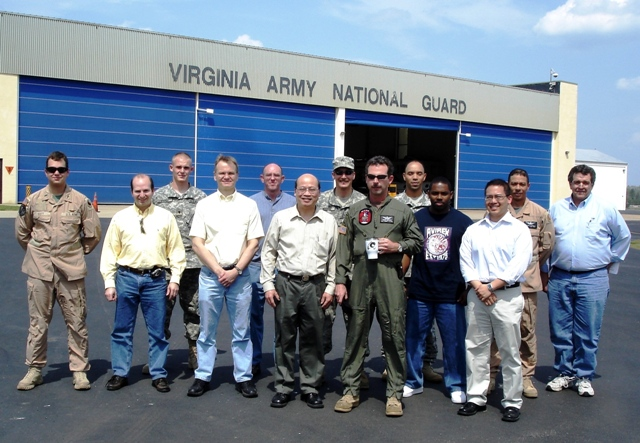 2006-2007 IRAQ DEPLOYMENT OF HONTEK-COATED BLADES In April, 2007 members of the Virginia Army National Guard, Sikorsky team and Shek Hong re-united in Richmond, Virginia after the unit returned from the one-year deployment in Iraq. The Virginia Unit was the first Army unit to deploy with Hontek-coated blades on UH-60A/L. They flew two aircraft with Hontek-coated blades establishing the first historical record of zero main rotor blade replacements. The unit also flew 18 other UH-60A/L aircraft, and documented that the main blades required 30% replacement rate without Hontek coatings.
